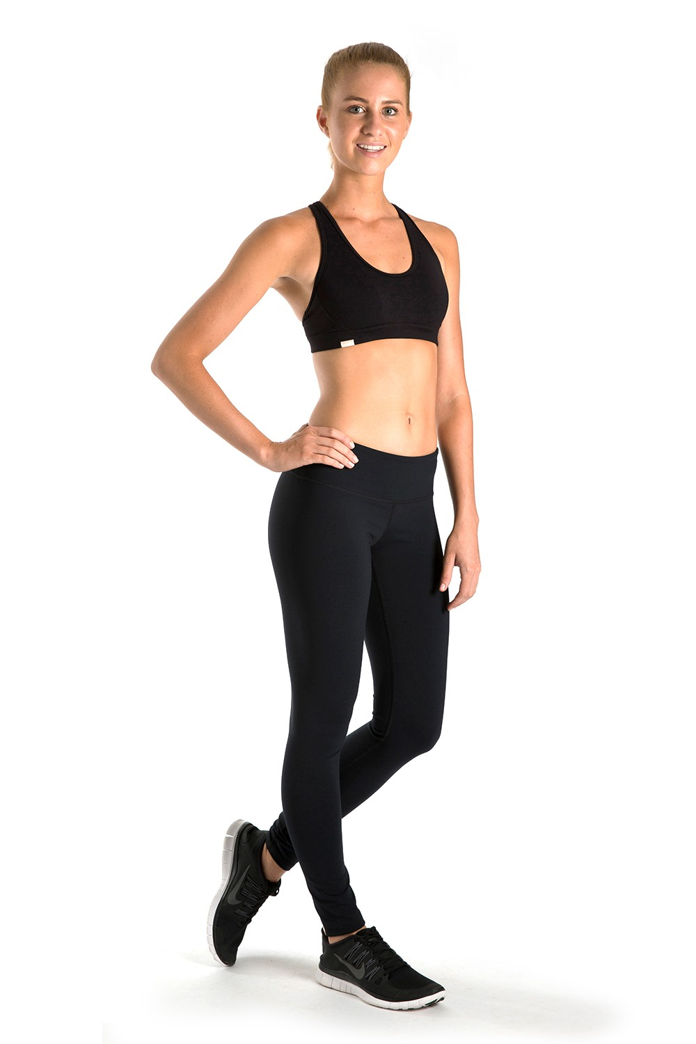 Suprima Regular Rise Wide Band Women's Bottoms