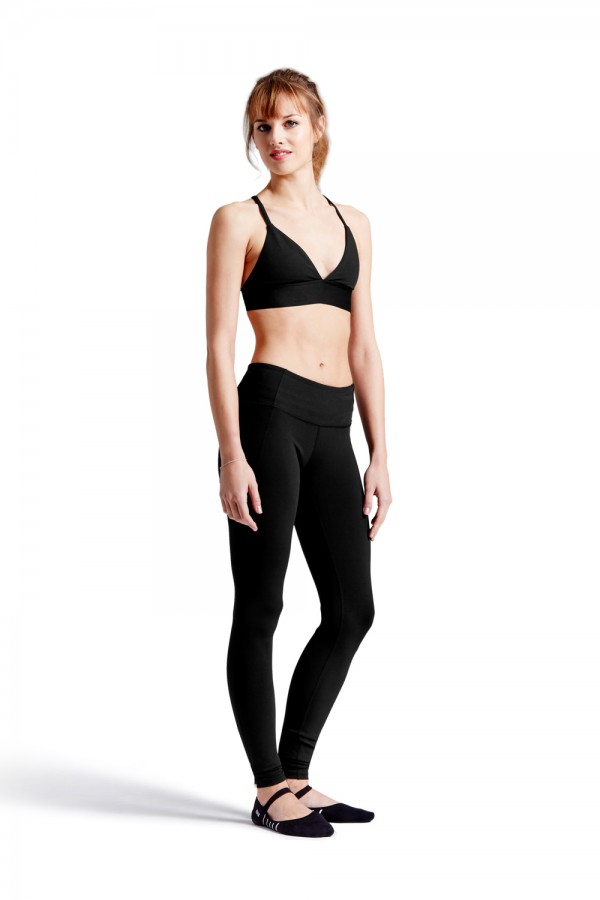 image - Suprima Full Length  Women's Dance Pants