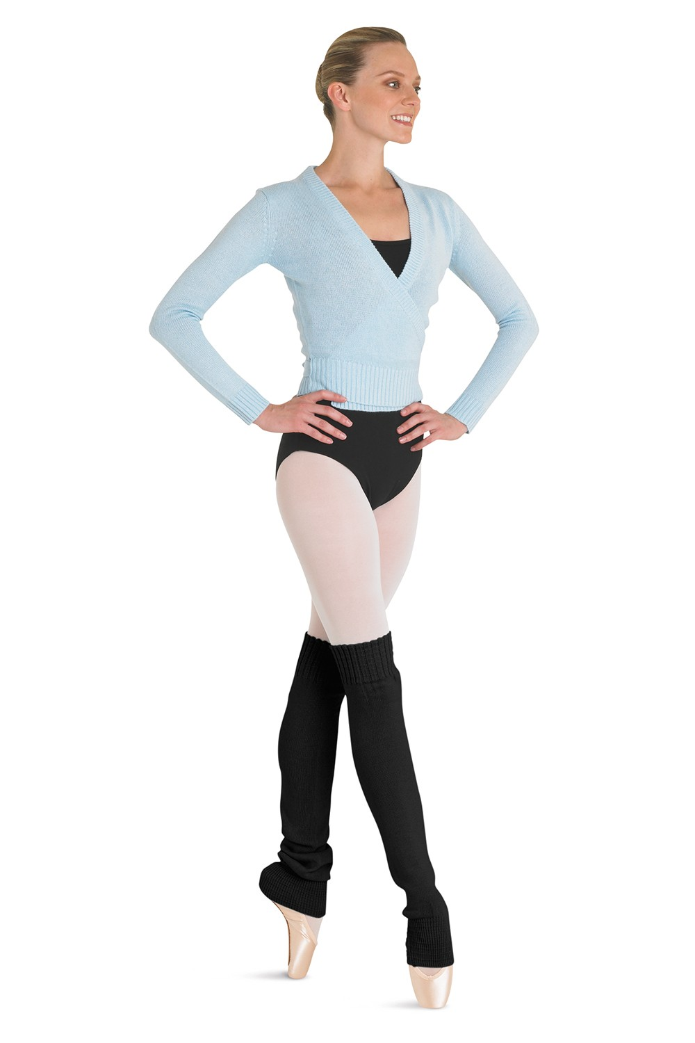 Knee High Legwarmer Women's Dance Underwear