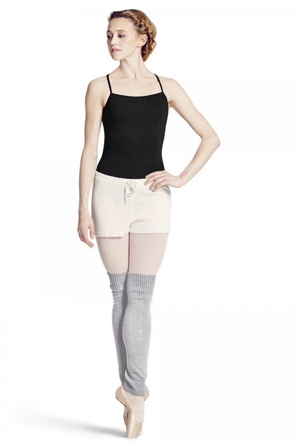 image - Knit Leg Warmer Women's Dance Warmups