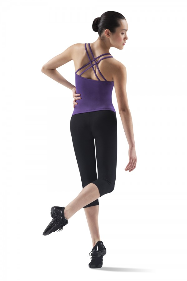 image - CROSS BACK CAMI TOP Women's Dance Pants
