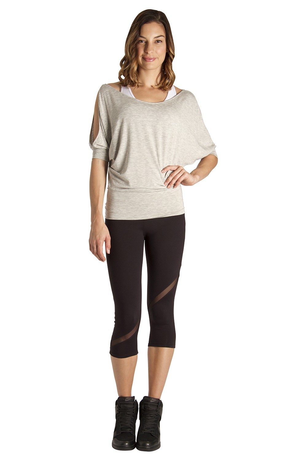 Activewear Top Women's Tops