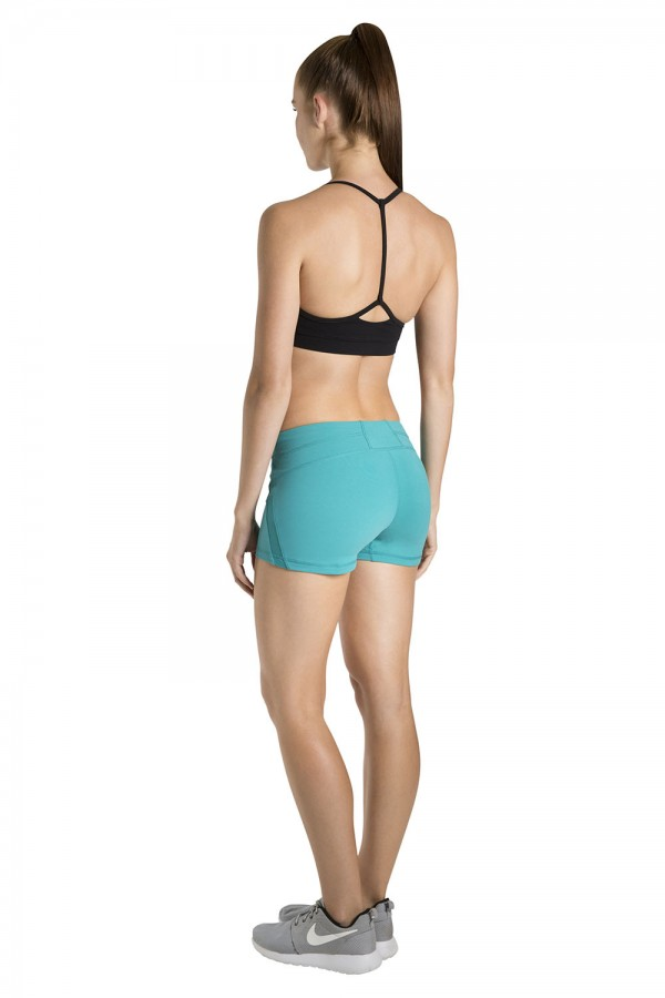 image - T Back Crop Trop Women's Tops