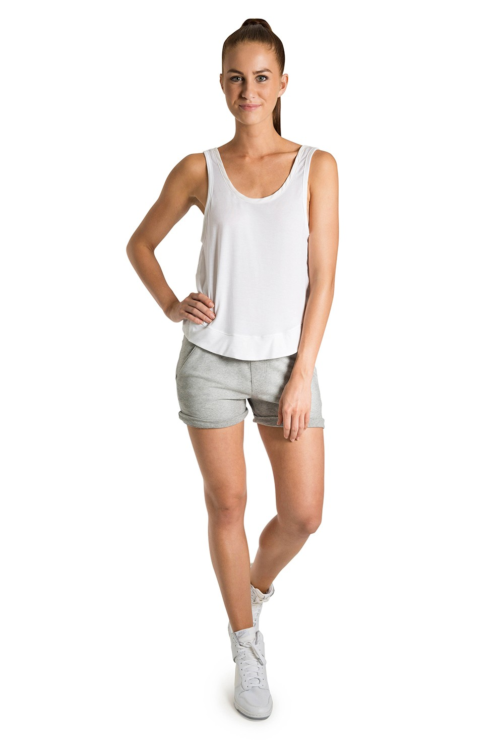 Sheer Tank Women's Tops