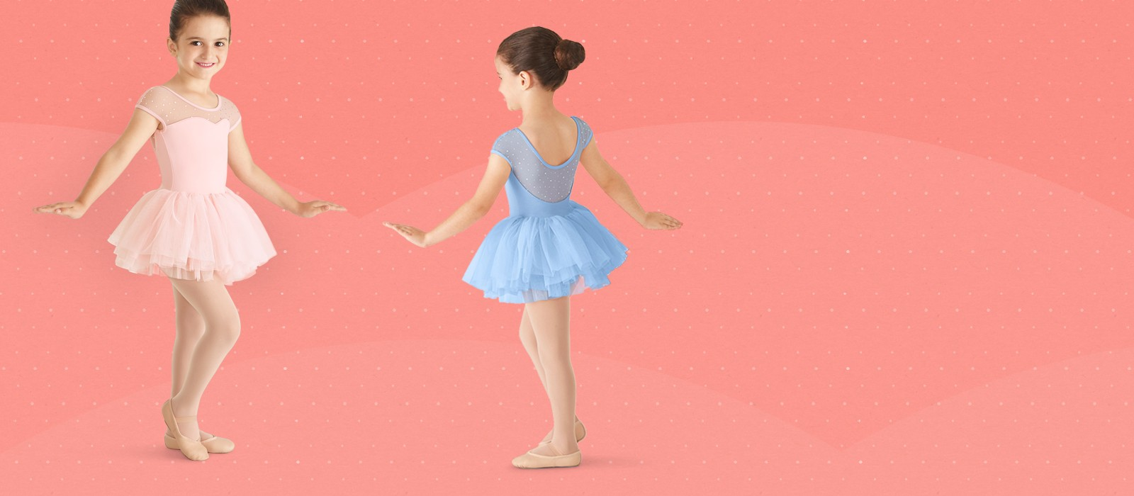 image - Dance and ballet wear for your little dancers wardrobe.