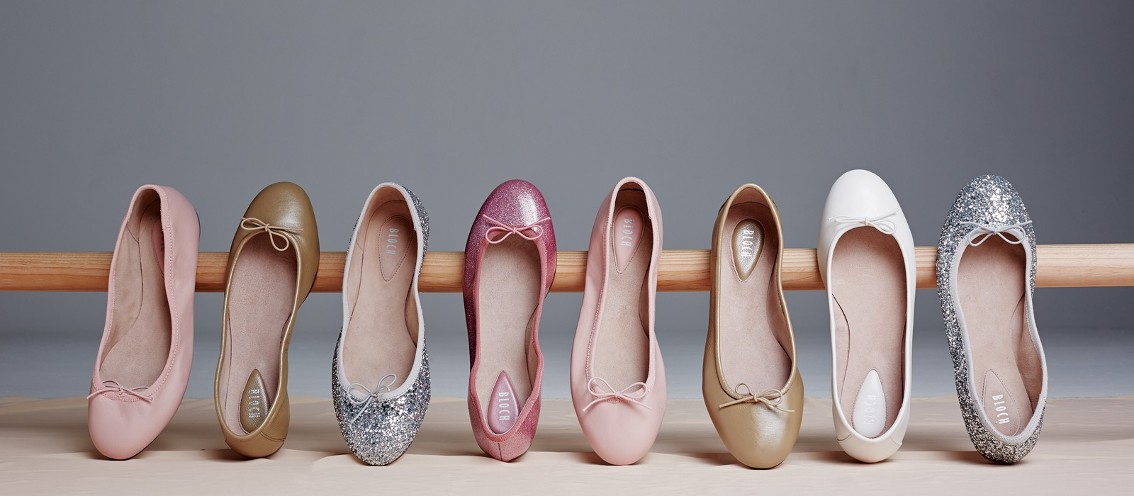 image - A stunning and elegant range of ballet street flats for women.