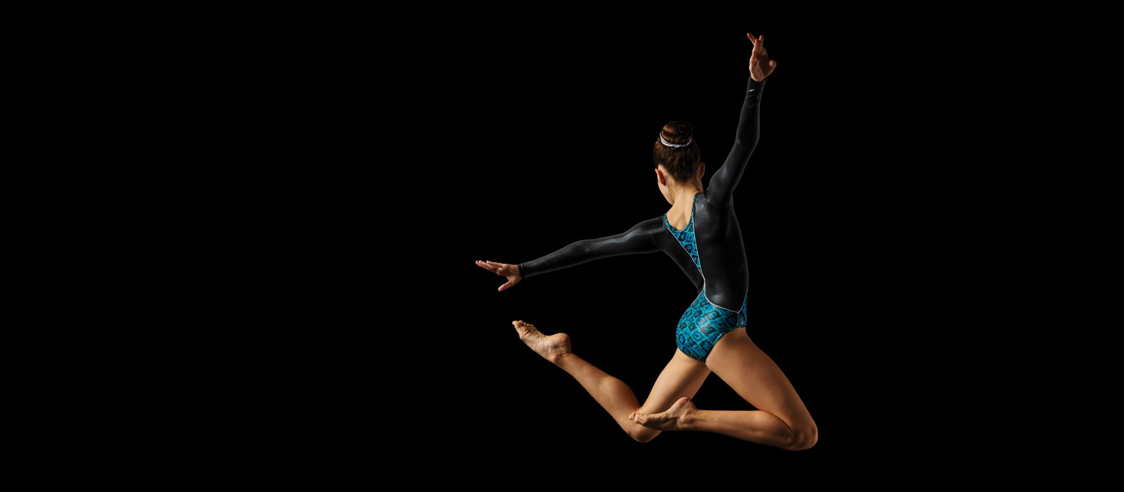 image - View our stunning collection of leotards, unitards, tops & shorts.