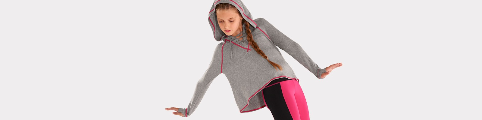 image - Children's Activewear Tops