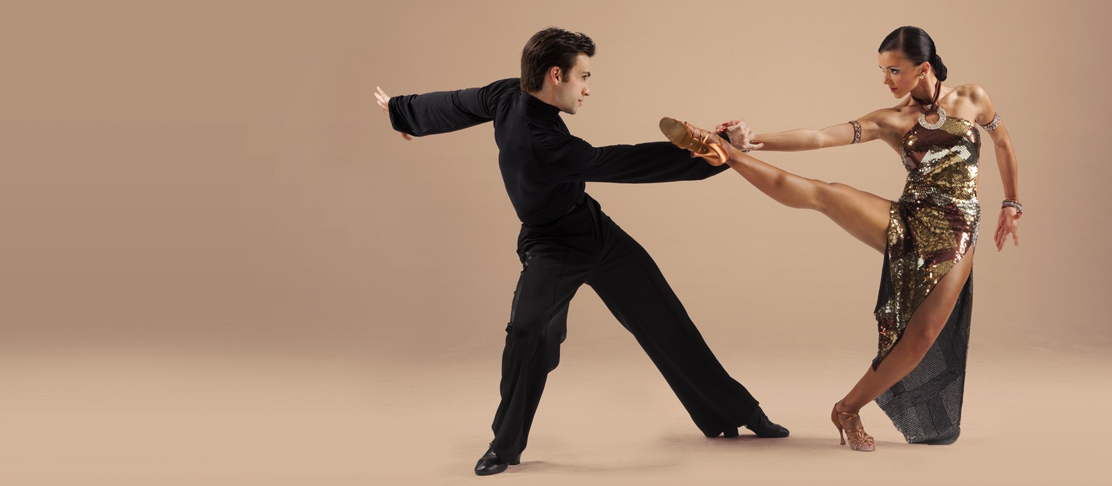 image - Elegant footwear for ballroom & latin dance.