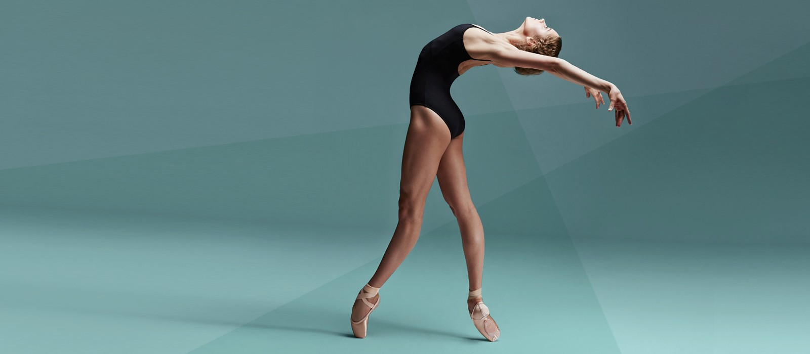 image - Discover our revolutionary stretch pointe shoes.
