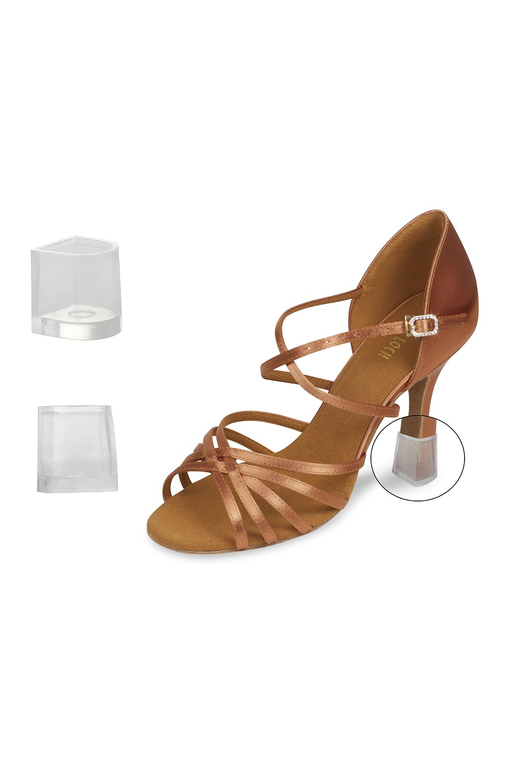 Heel Protector Dance Shoes Accessories