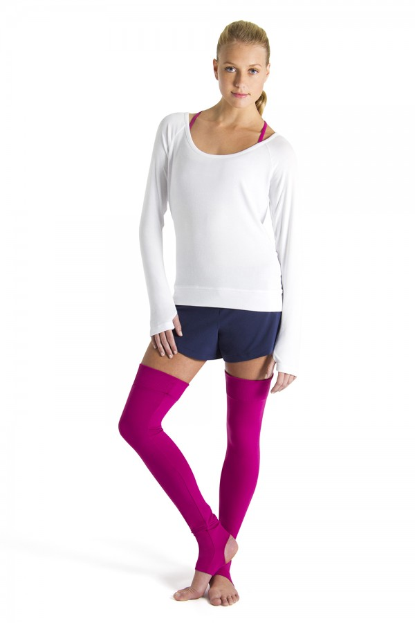 image - SUPPLEX LEG WARMER Women's Dance Warmups