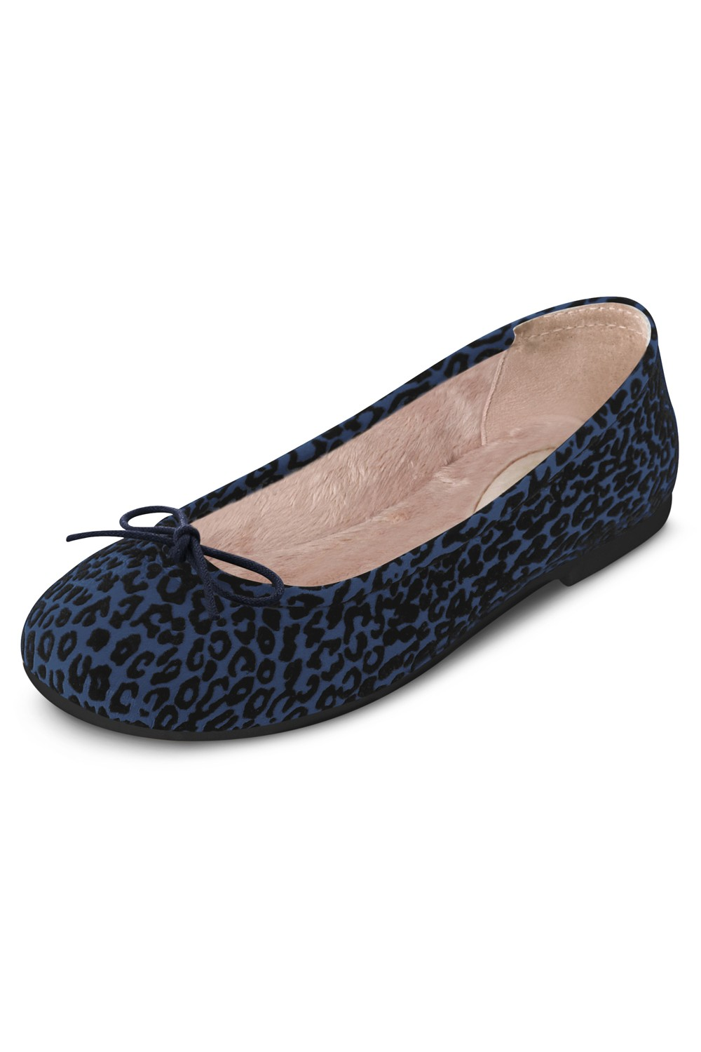 Arabella Leopard - Fur Lining Tween Girls Fashion Shoes