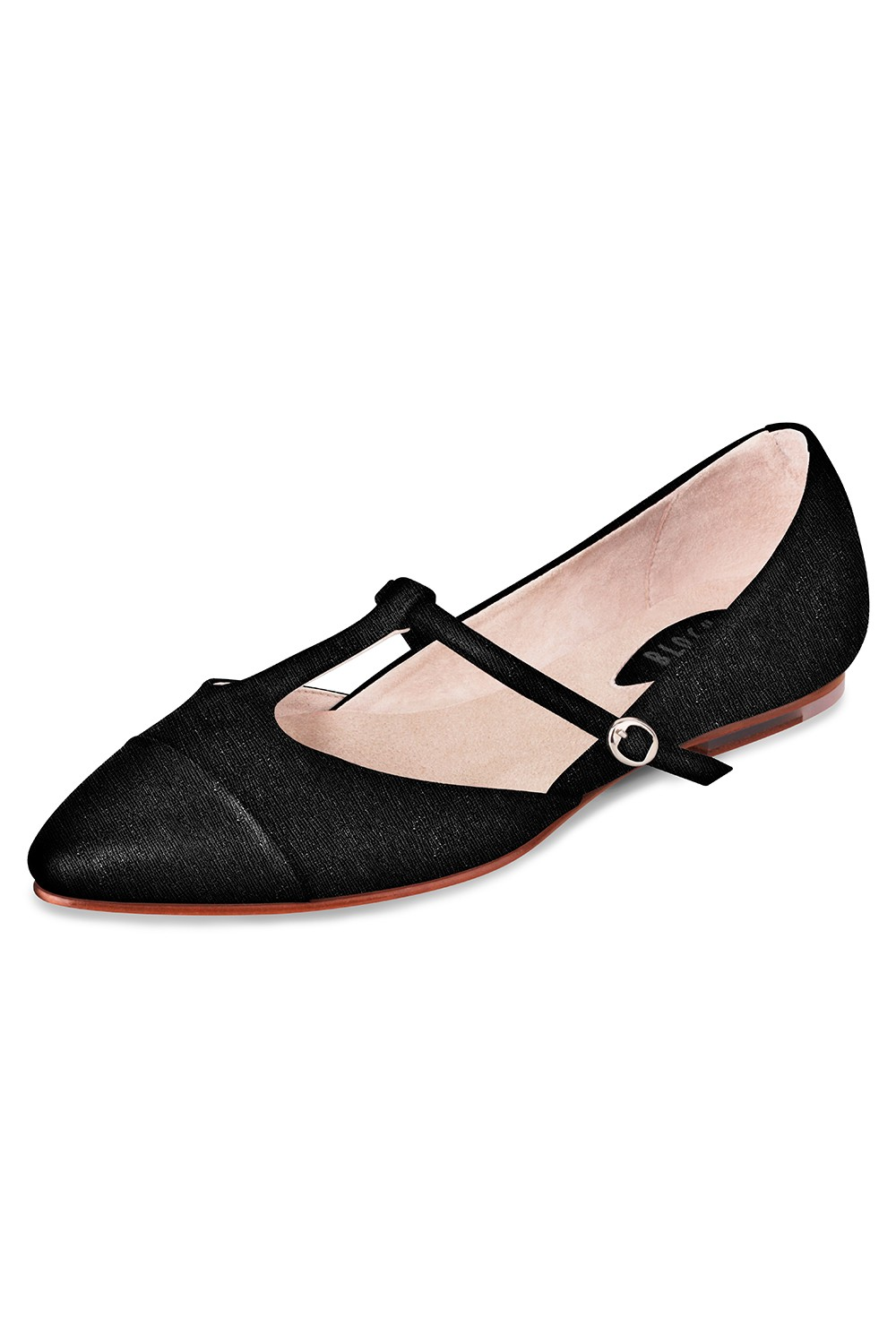 Genevieve Ladies Ballet Flat Womens Fashion Shoes