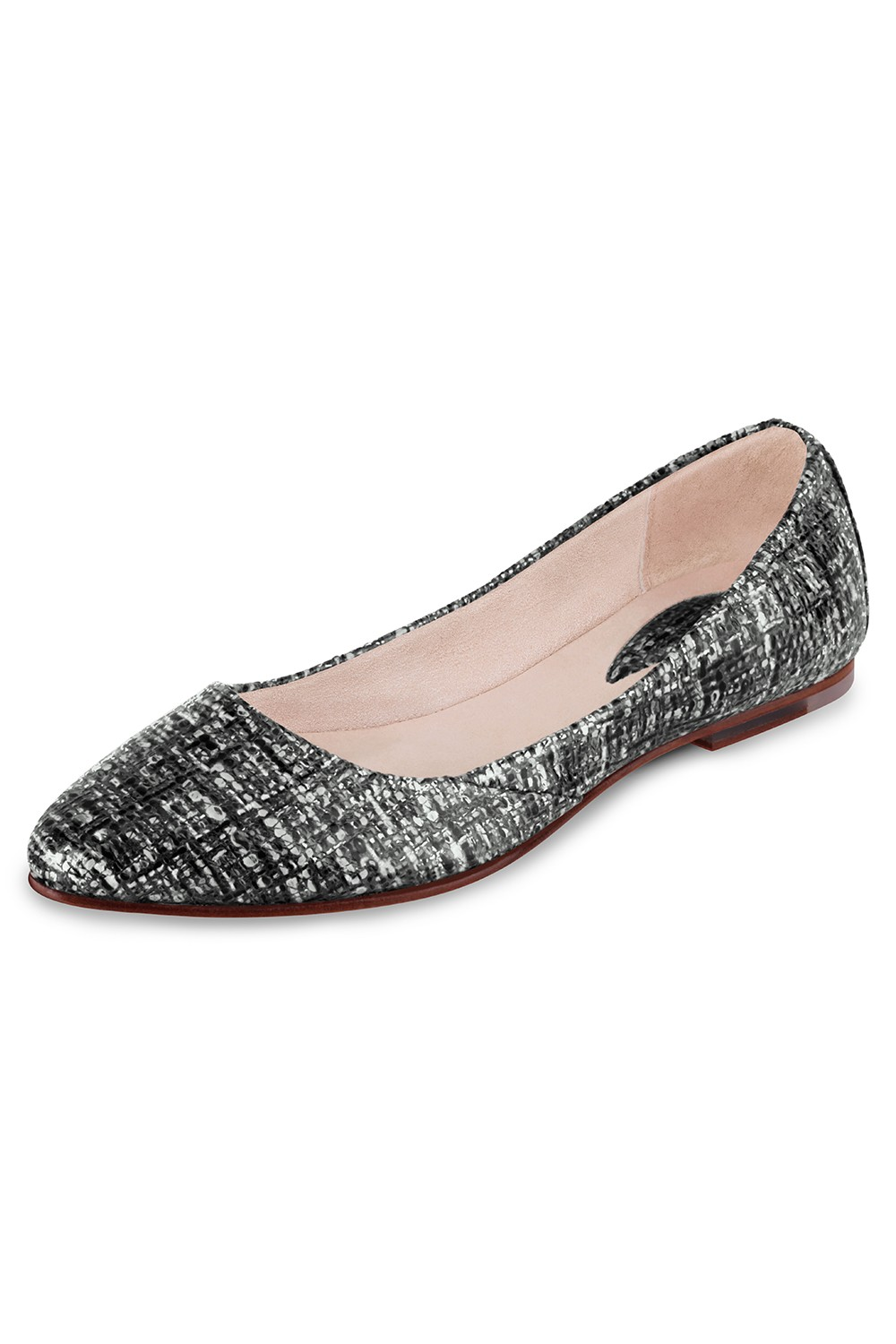 Veronique Ladies Ballet Flat Womens Fashion Shoes