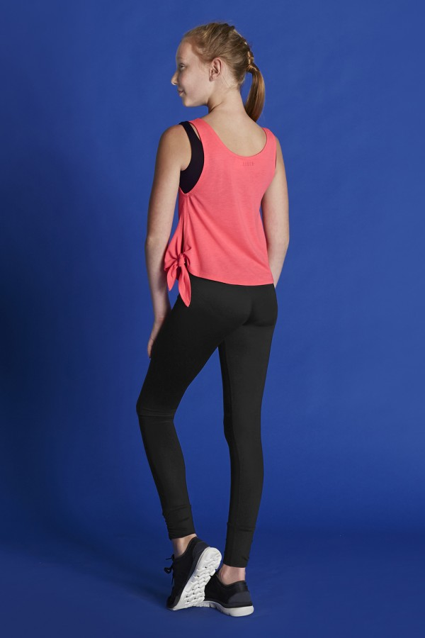 image - Side Tie Singlet Bloch Moves