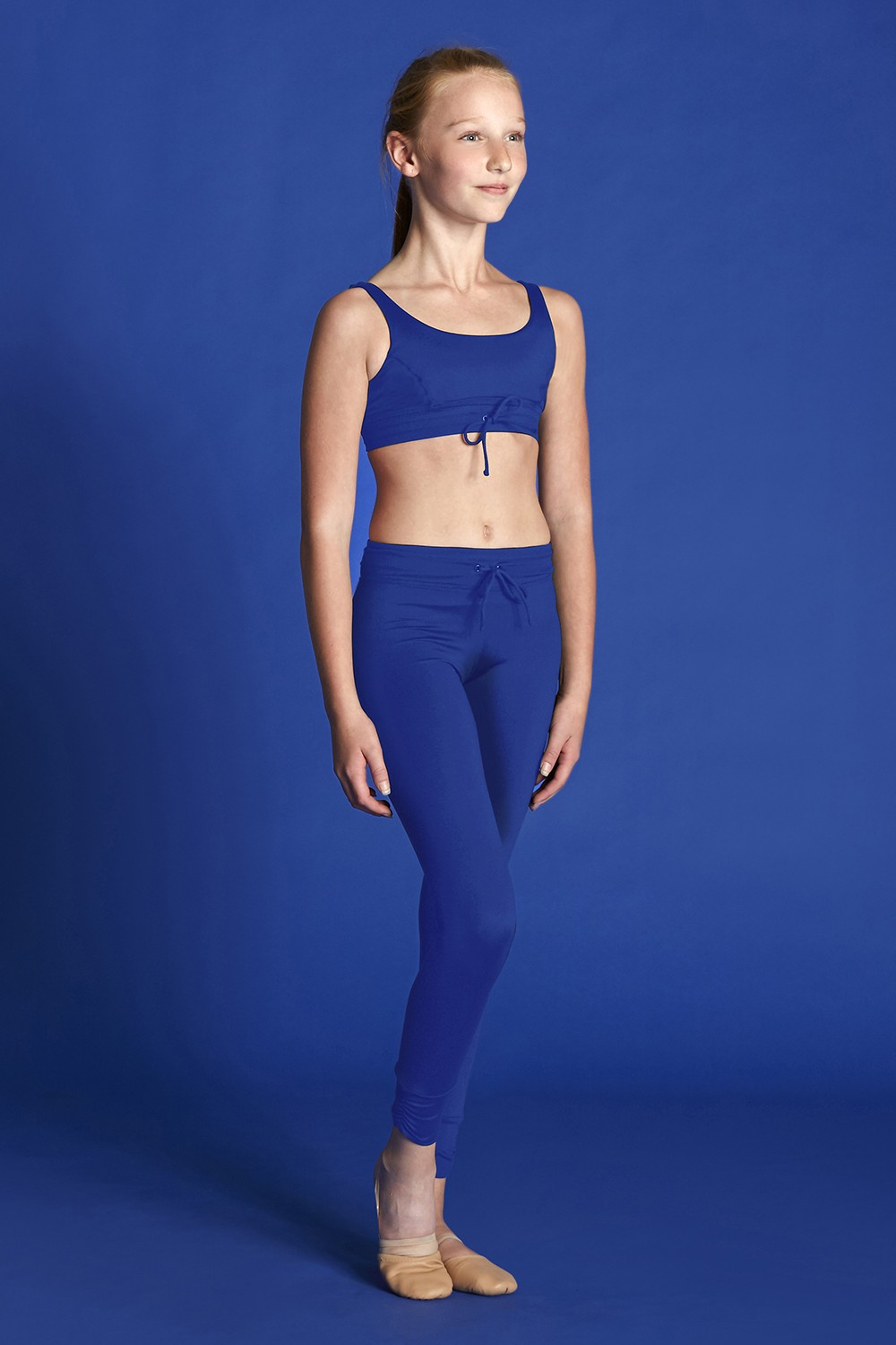 Drawcord Crop Top Bloch Moves