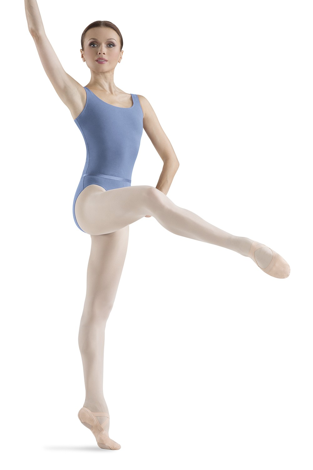 Body Con Spalline Larghe Dotato Di Cintura Women's Dance Uniforms