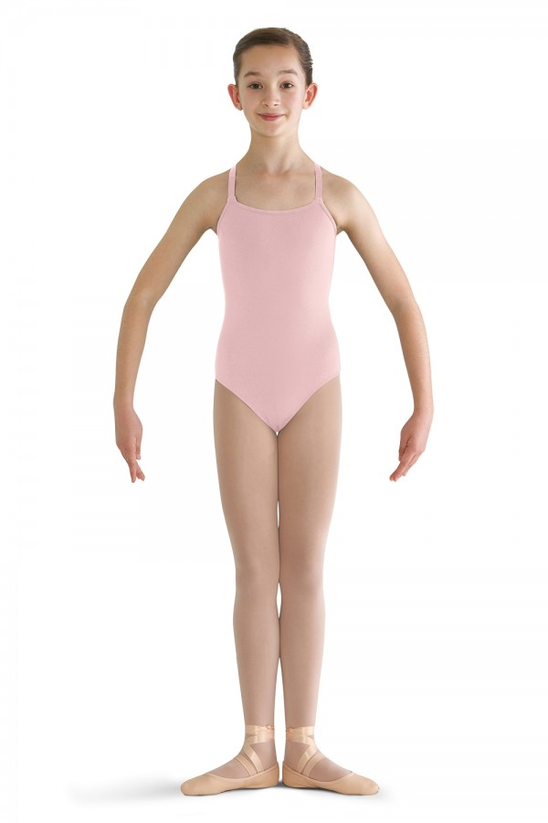 image -  Girls Camisole Leotards