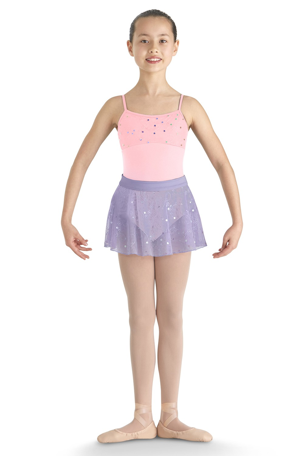 Keitha Girls Camisole Leotards