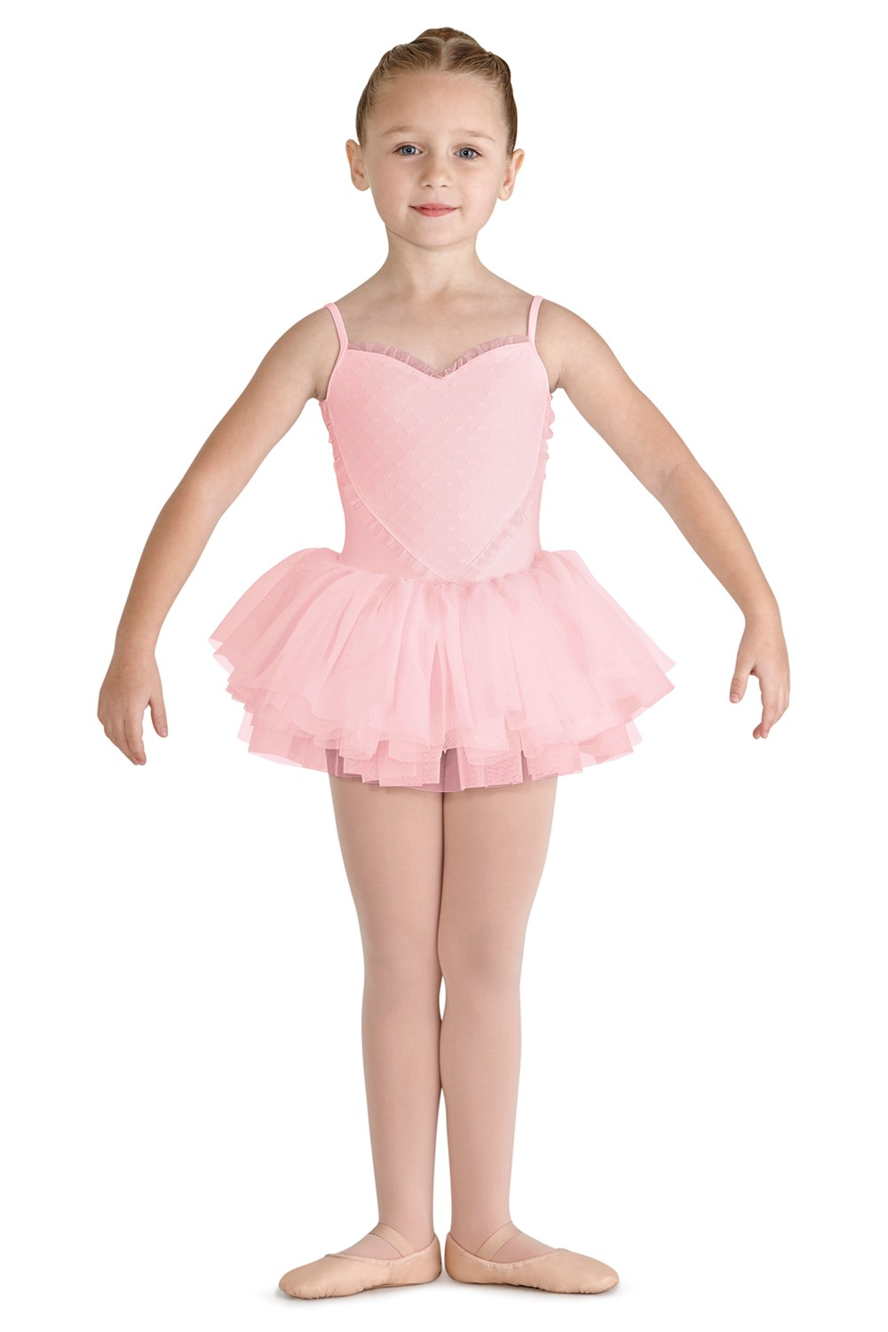 Valentine Children's Dance Leotards