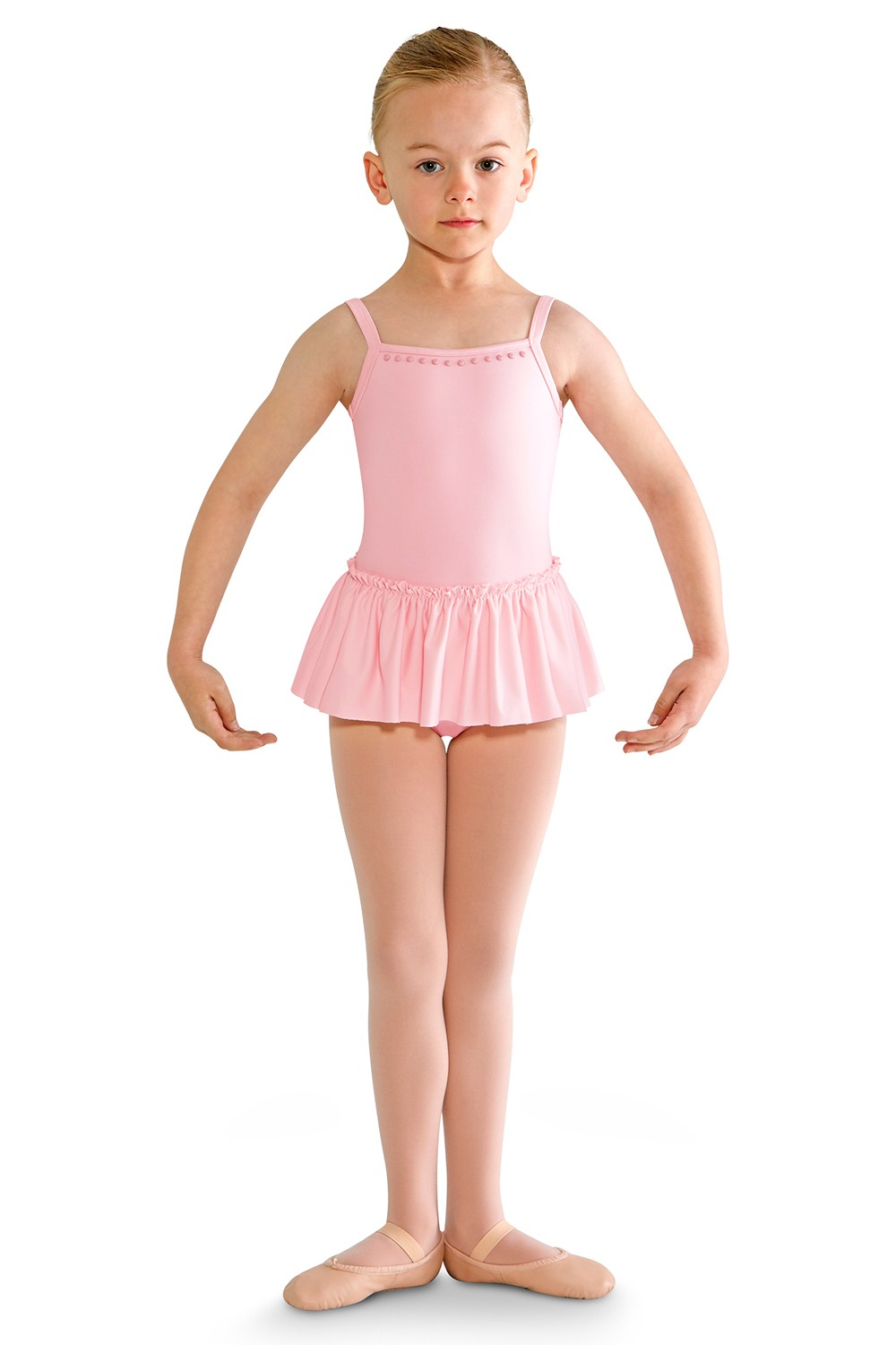 Pruie Girls Skirted Leotards