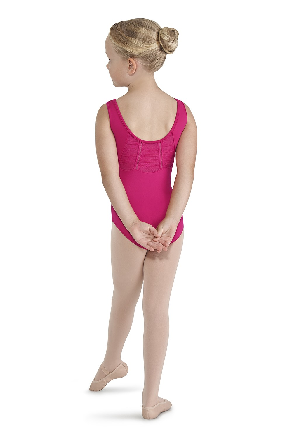 Surya Girls Short Sleeve Leotards