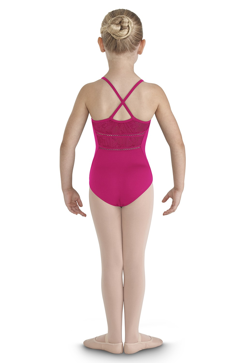 Vipula Girls Camisole Leotards