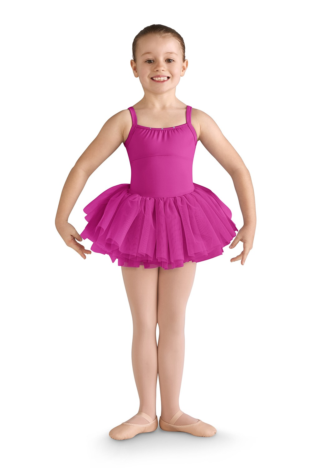 Letty Girls Skirted Leotards