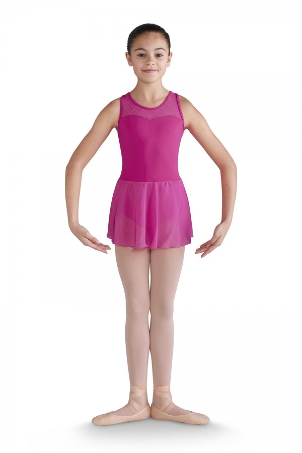 image - Adora Girls Skirted Leotards