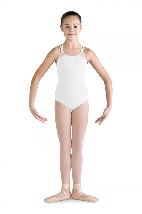 image - Lizzie Girls Camisole Leotards