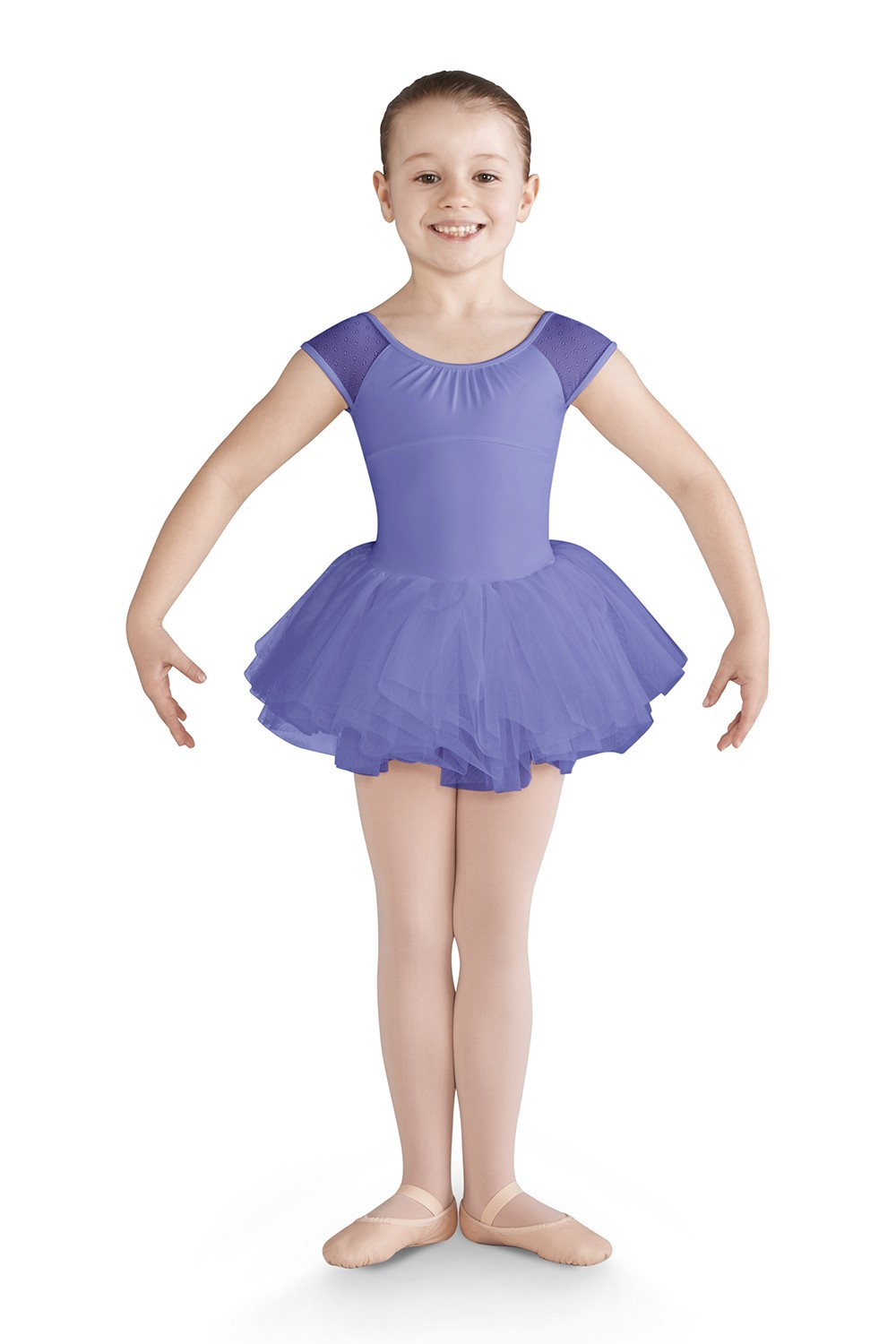 Jemima Girls Short Sleeve Leotards