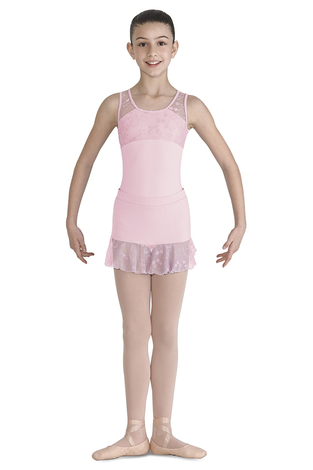 Rosea Children's Dance Skirts