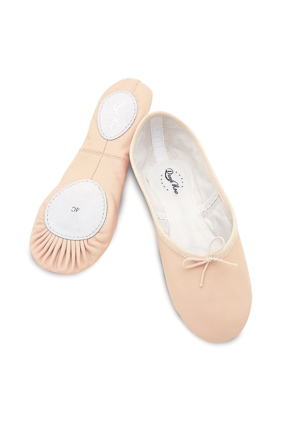 Dance Now Split Sole Ballet Girl's Ballet Shoes