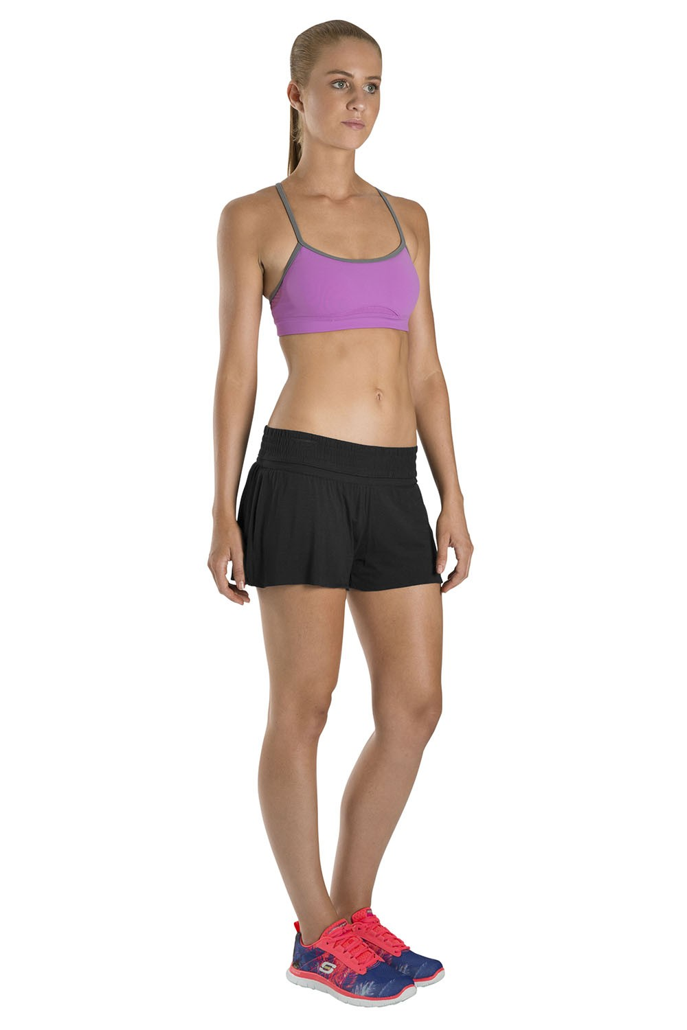 Relaxed Fit Short Women's Bottoms