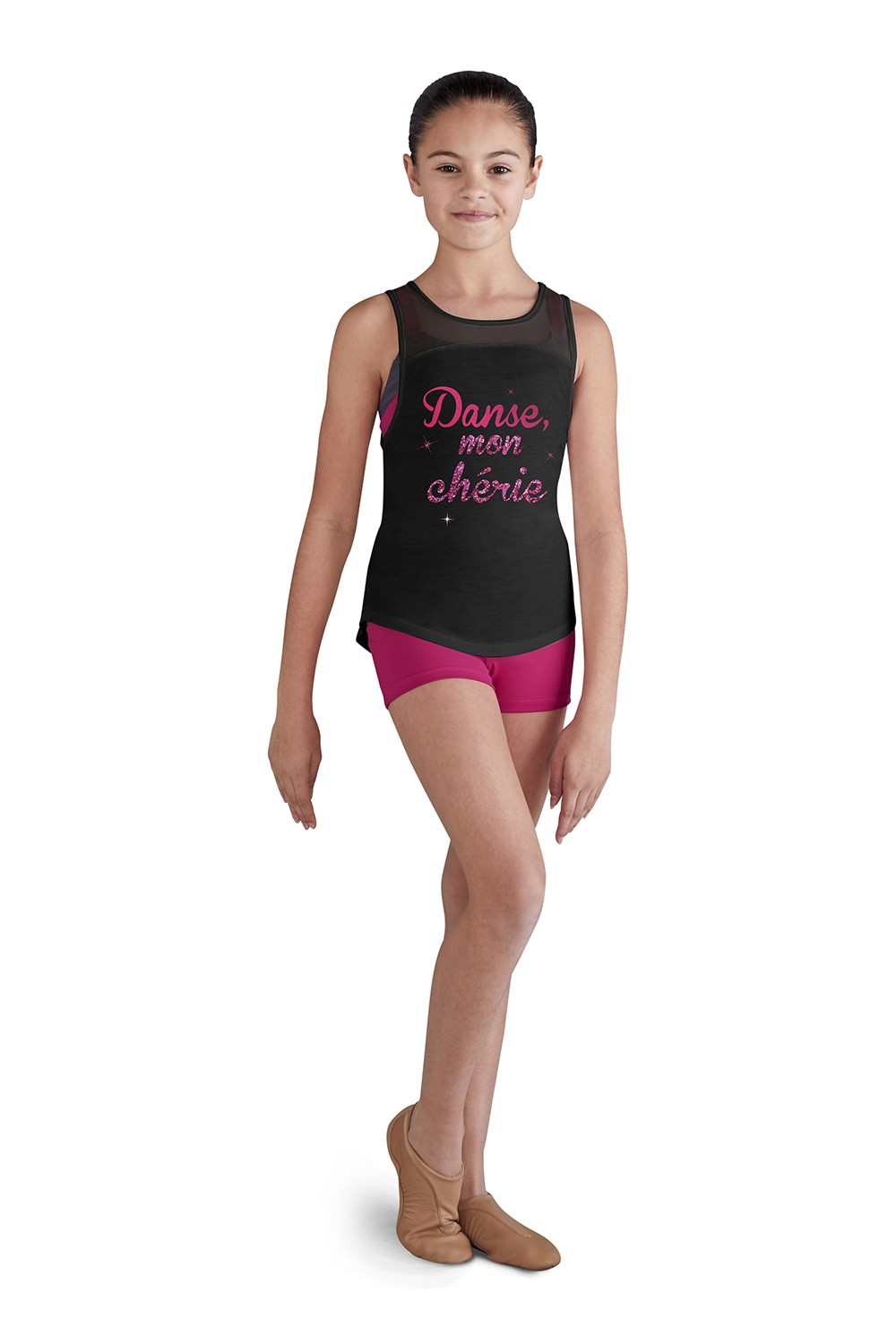 Garance Children's Dance Tops