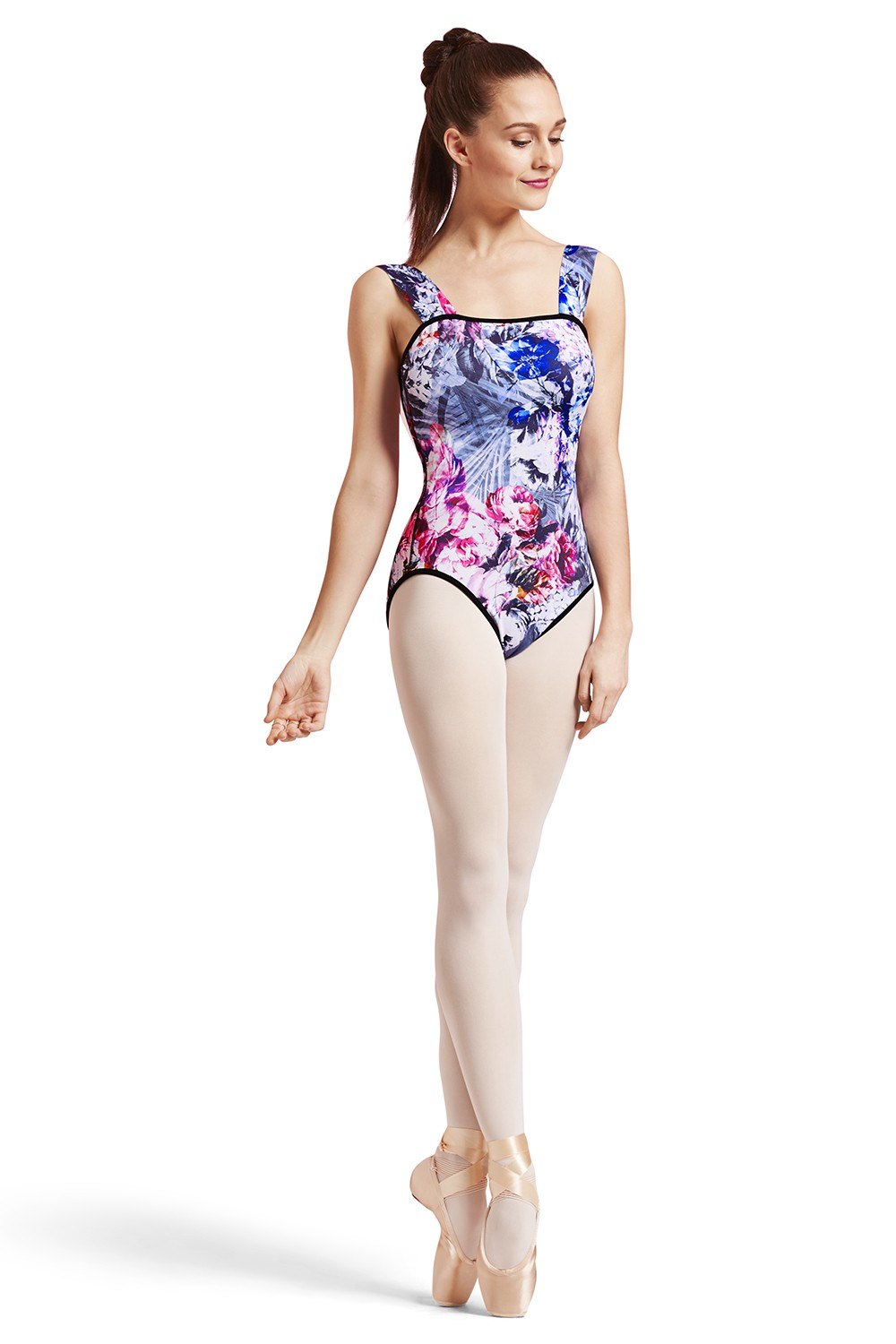 Naamah Print Women's Dance Leotards