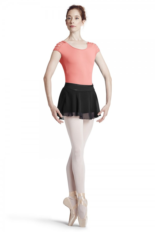 image -  Womens Short Sleeve Leotards
