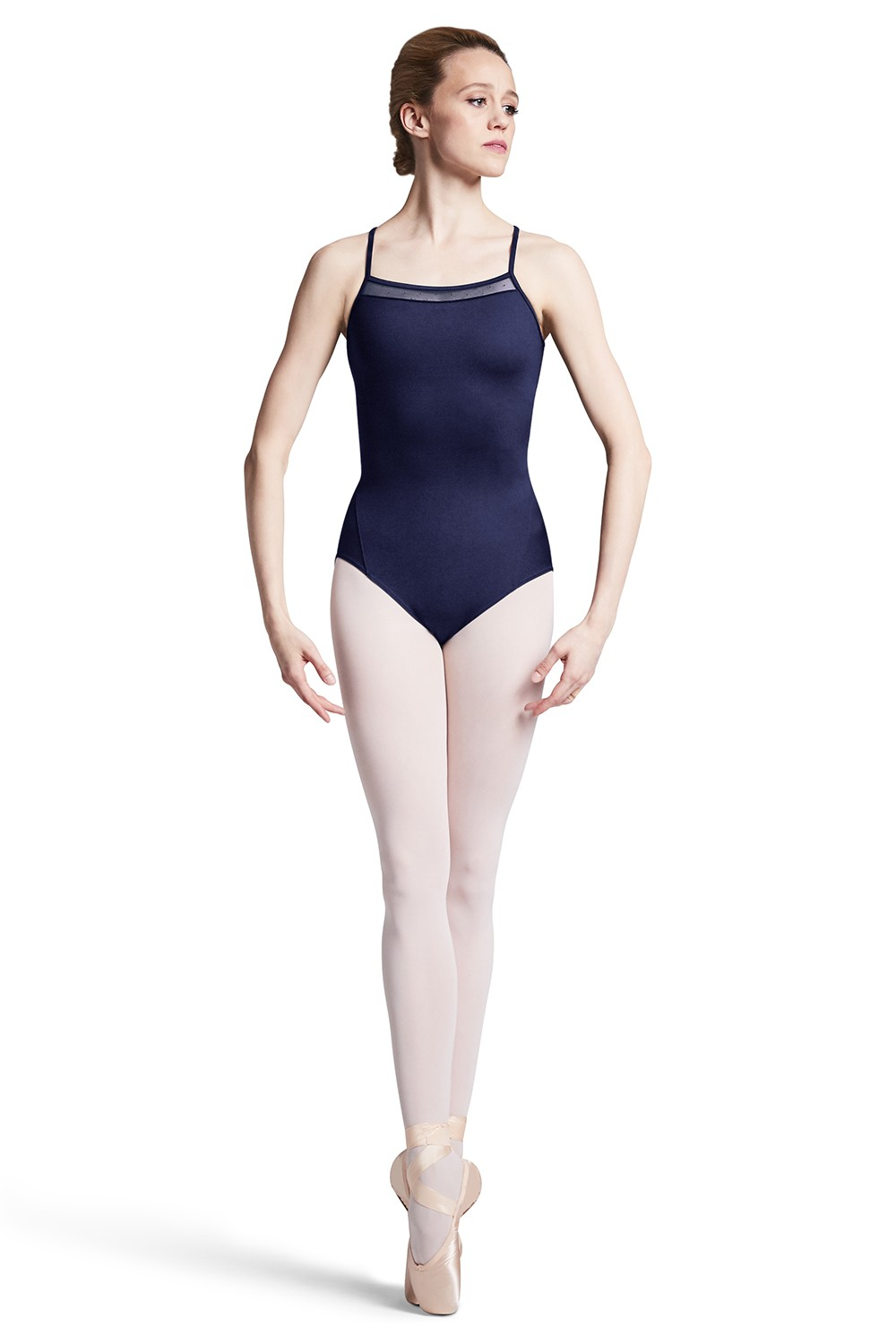 Cael Womens Camisole Leotards