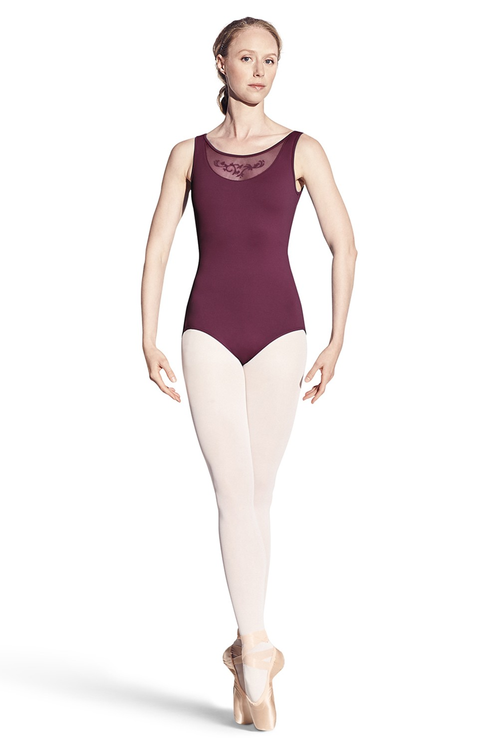 Amou Womens Tank Leotards