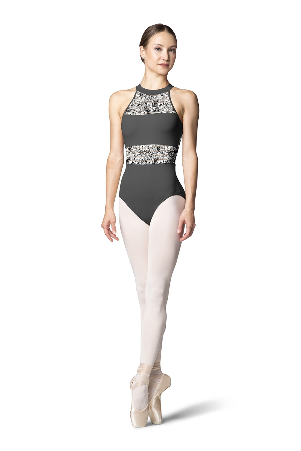 Ilona Womens Halter Neck Leotards