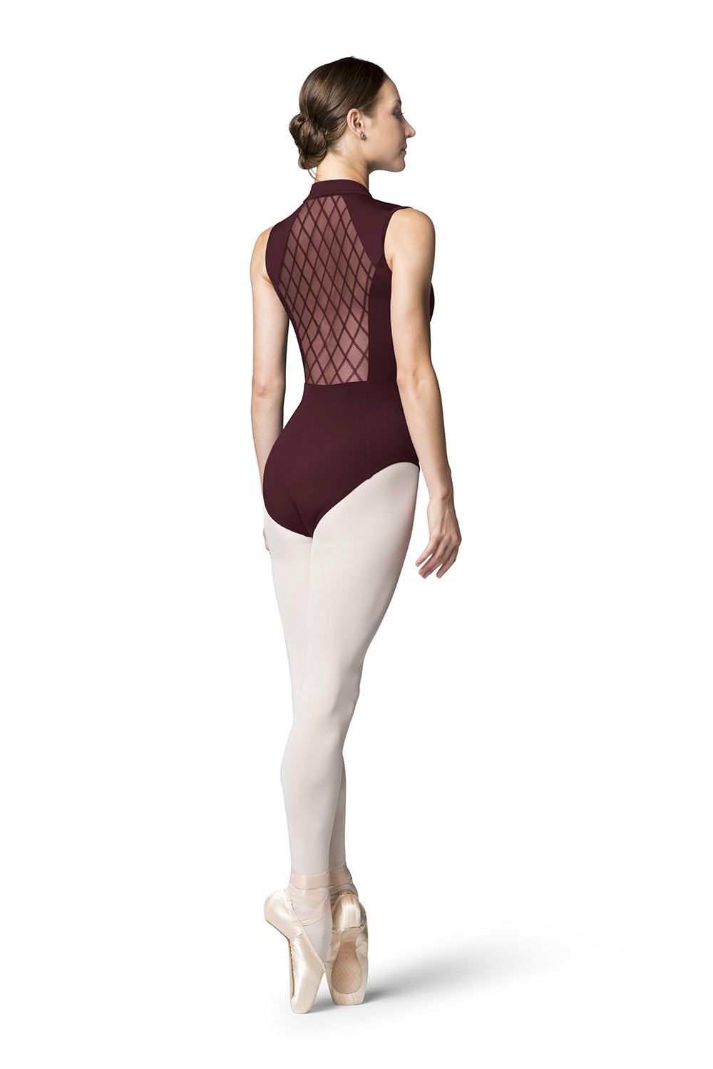 Aine Womens Short Sleeve Leotards