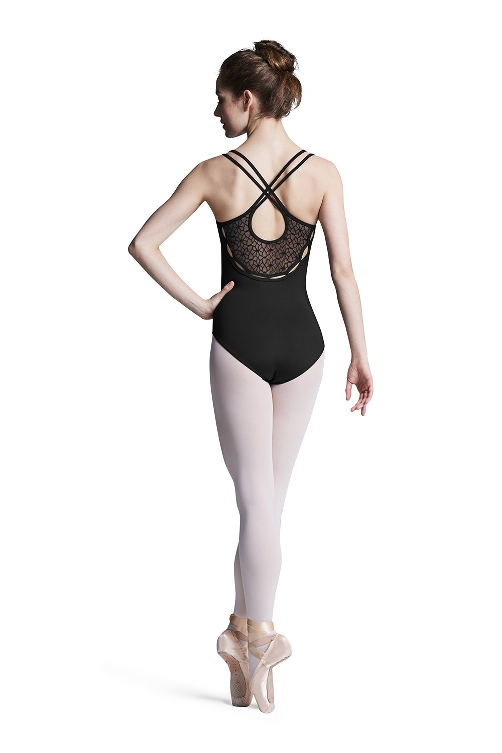 Vivienne Womens Camisole Leotards