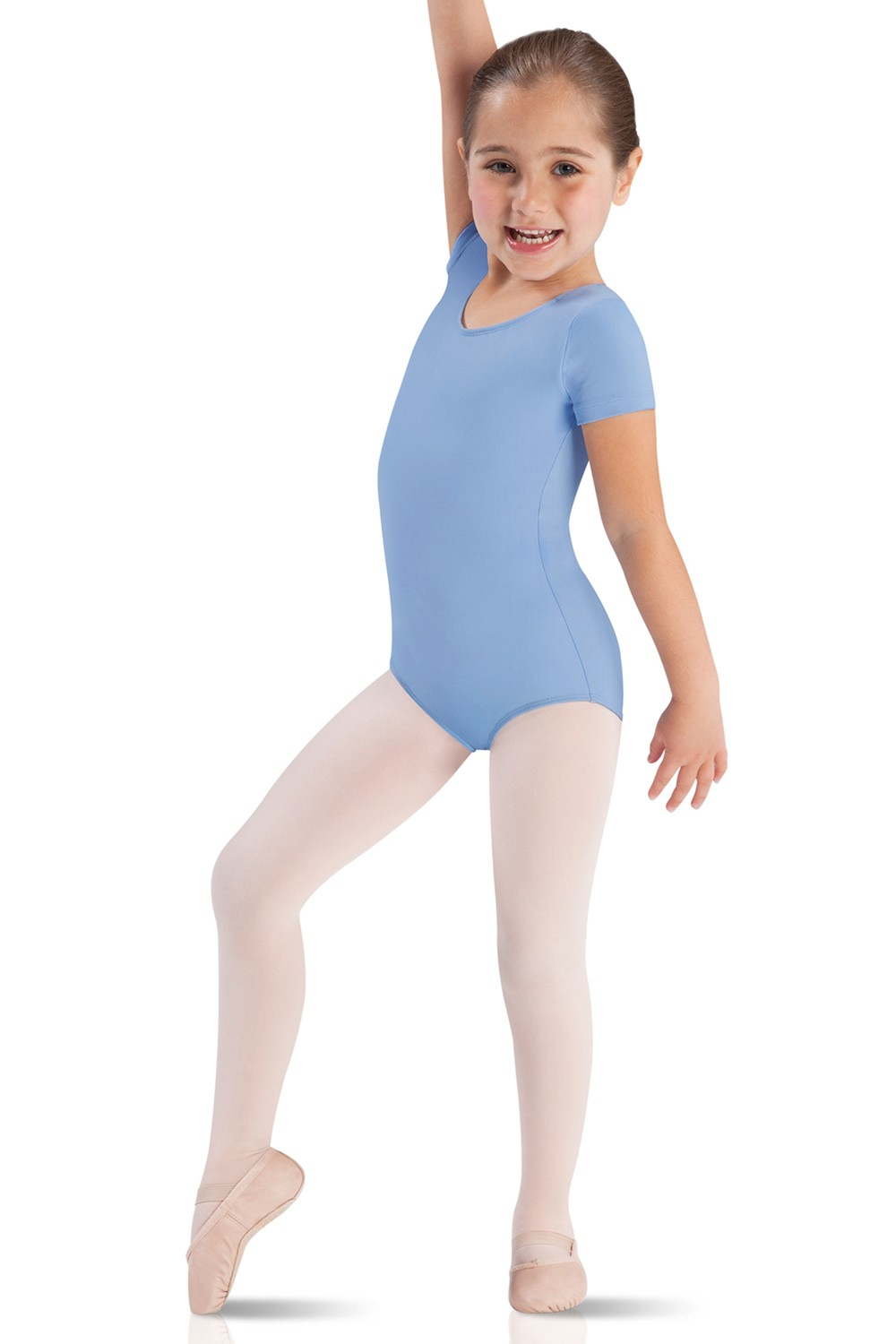Core Short Sleeve Leotard Children's Dance Leotards