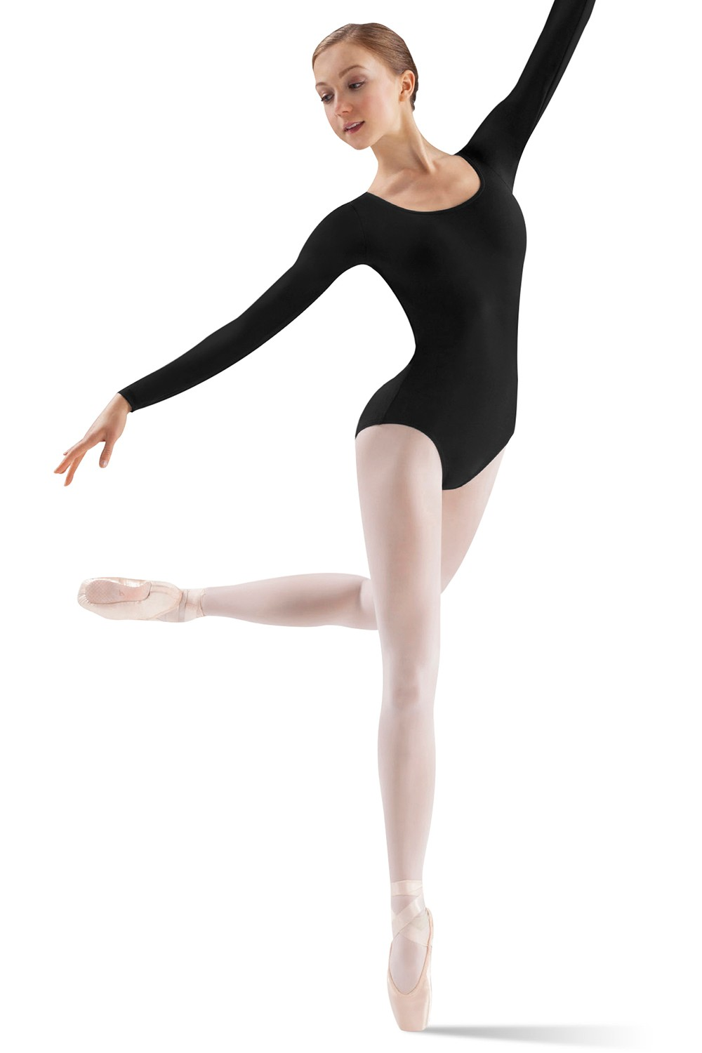 Core Long Sleeve Leotard Women's Dance Leotards