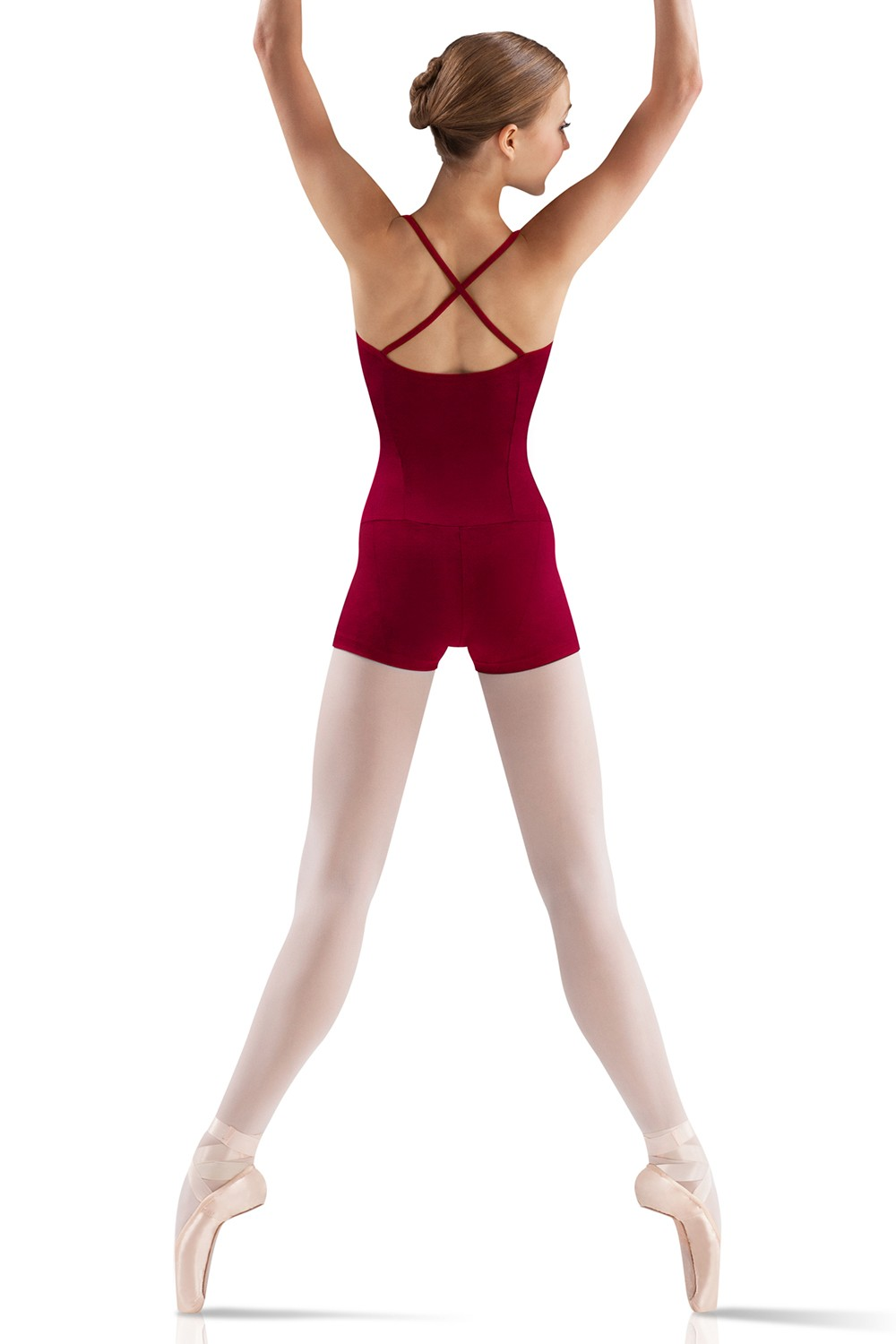 Boy Short Unitard Women's Dance Leotards