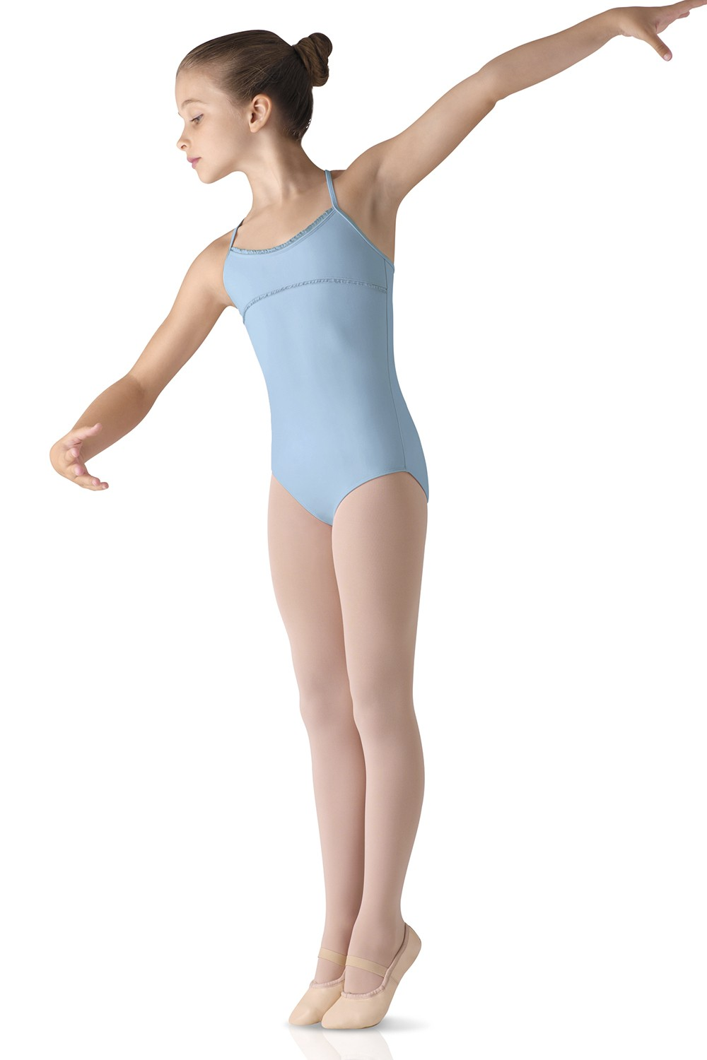 Trimmed Camisole Leotard Children's Dance Leotards