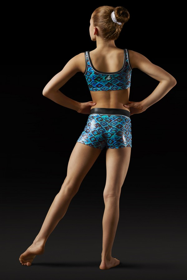 image -  Girls's Gymnastics Shorts