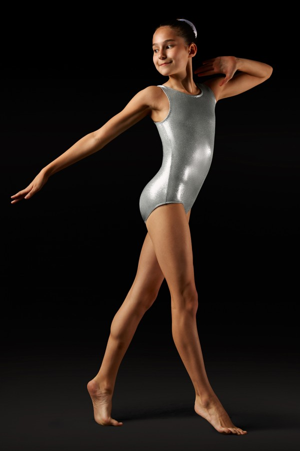 image - Foil Tank Leotard   Women's Gymnastics Leotards