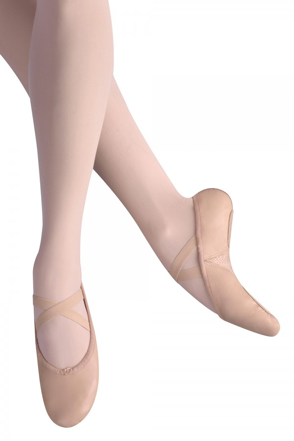 image - Arabesque Leather Women's Ballet Shoes